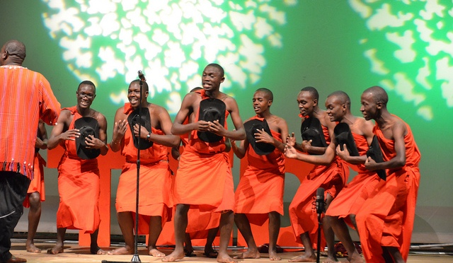 Kenya Boys Choir; Making History, one musical note at a time.