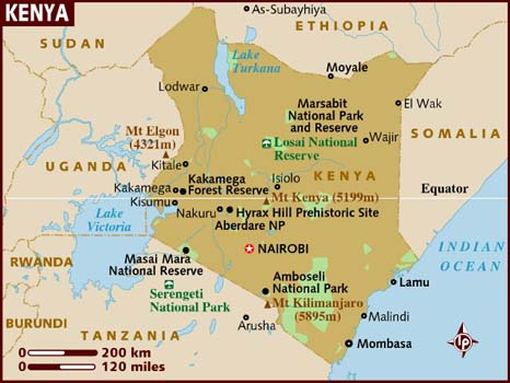 map_of_kenya
