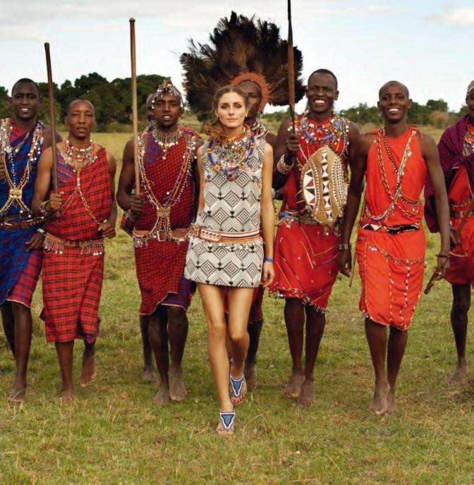 Pikolinos Maasai Campaign 2013