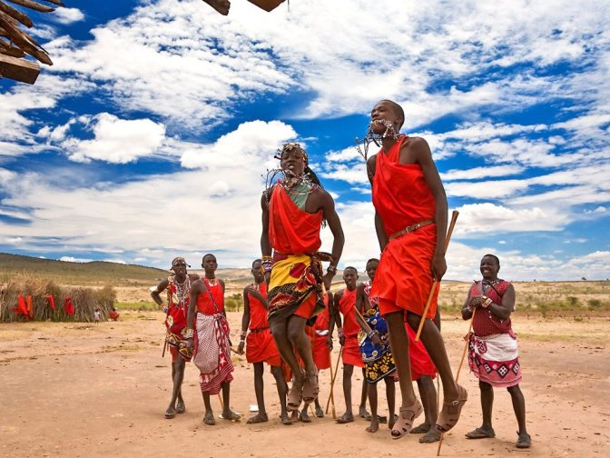 Brand Maasai: Why nomads might trademark their name