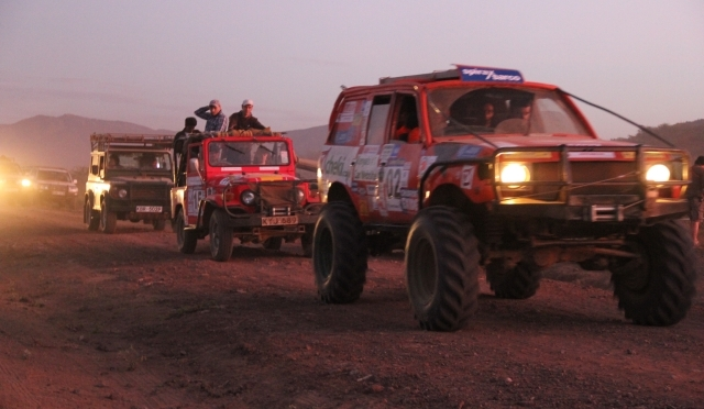 Rhino Charge 2013 Raises a record Ksh90 Million in Fundraising