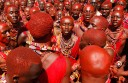 Kilo-Kenya-Morans-young-Maasai-warriors-dance-during-an-inauguration-ceremony