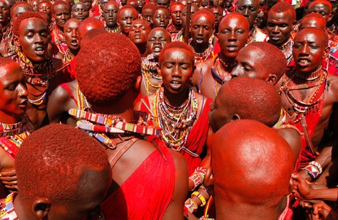 Zuru Kenya Kenyas Ultimate Travel And Lifestyle Magazine Page - Maasai tribe wild animals attend wedding kenya