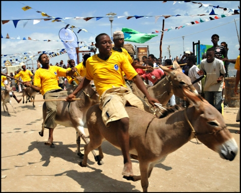 Lamu-Cultural-Festival-Donkey-Race