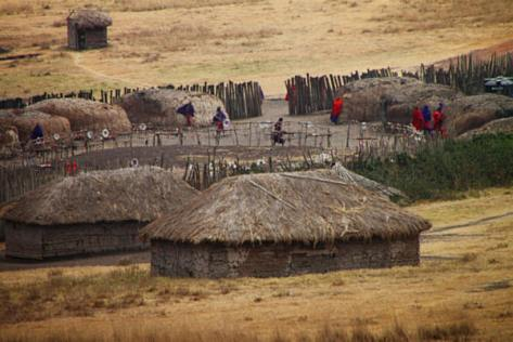 MaasaiVillage_zurukenya