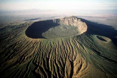 Menengai Crater Kenya Geothermal