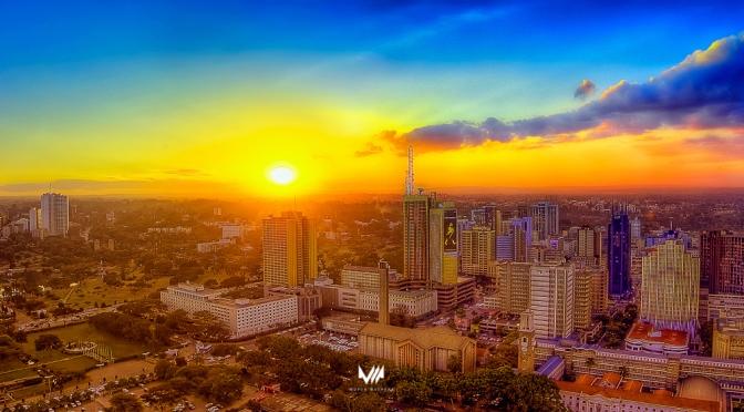 Nairobi; Green city in the sun