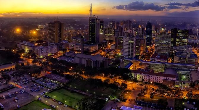 Nairobi in a day