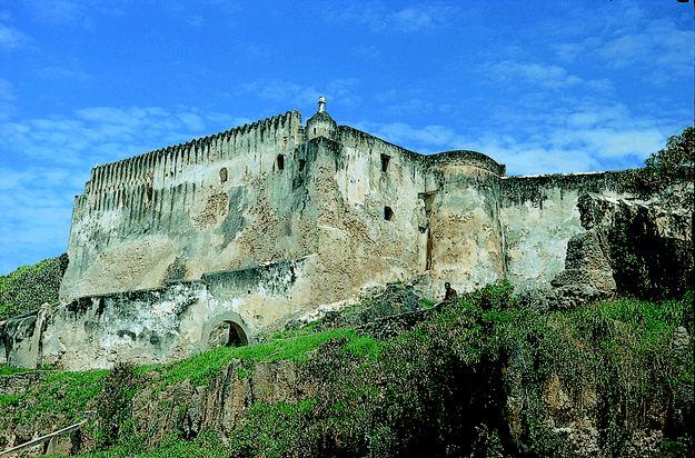 Fort Jesus (Fortaleza de Jesus de Mombaça)