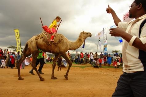 Camel Derby, Maralal