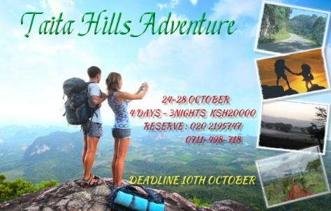 Taita Hills Poster