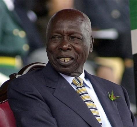 Former President Moi