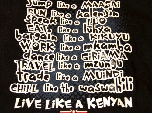 Live Like a Kenyan