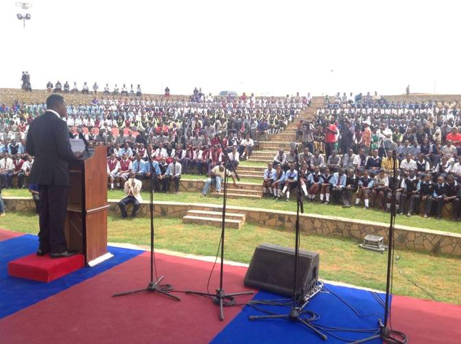 Africa's only open-field amphitheater unveiled in Machakos County