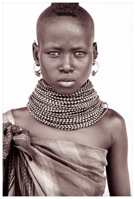 Northern Kenyan woman, image: John Kenny