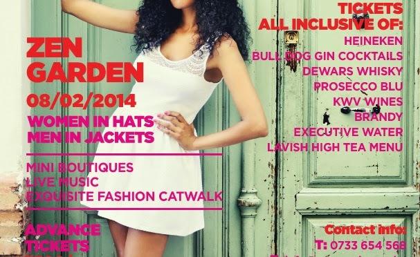 Fashion High Tea 2014