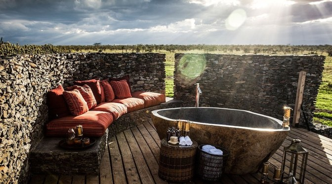 Stunning! 9 Kenyan Accommodations with Breathtaking Views