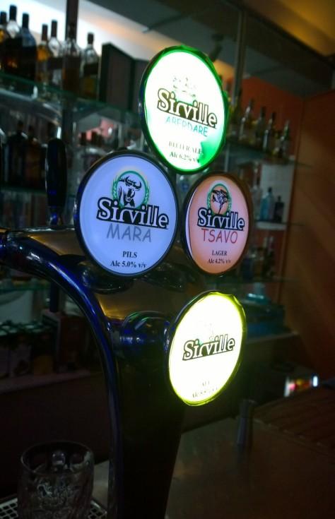 zuru kenya sirville beers