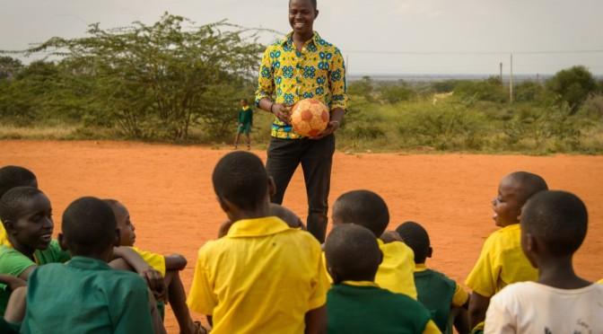 Meet Joseph Mwakima: Wildlife Works' Community Relations Officer