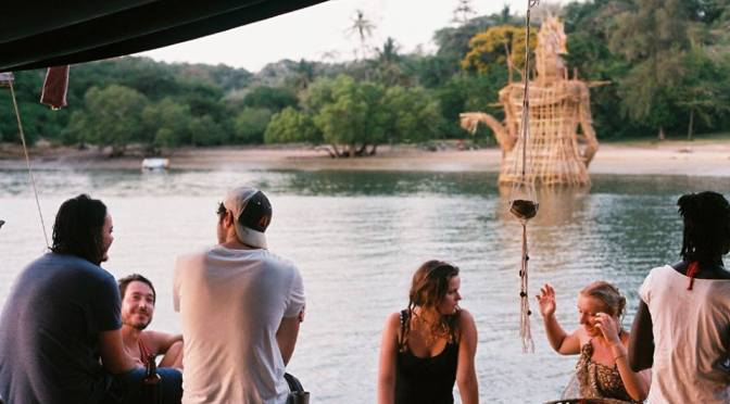 Backpackers, Beaches and a Big Burning man: My Christmas in Kilifi By Calum Warriner