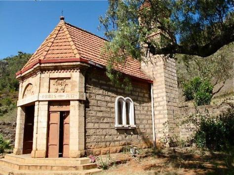 italian-chapel- travelers chapel zuru kenya