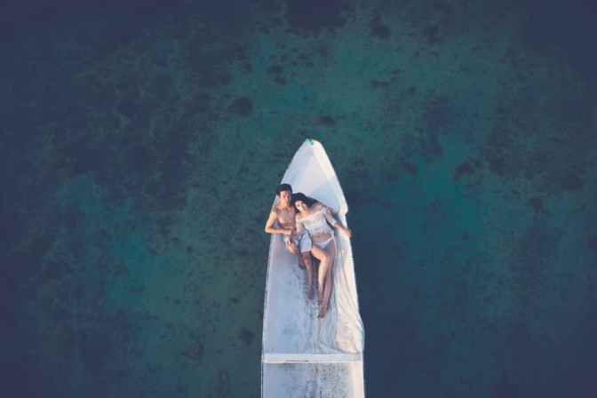 #CoupleTravel: In the spirit of Love
