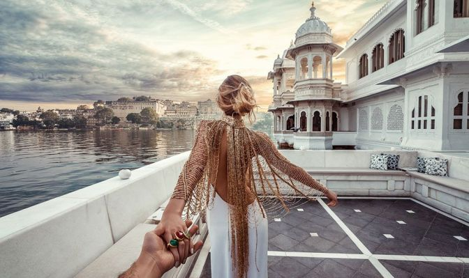 #Coupletravel: I Want to Travel the World with you