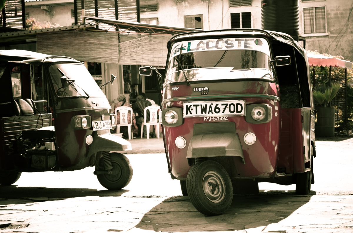 What the tuk-tuk?: Mombasa's Love - hate relationship with the little three-wheeled hardy vehicle