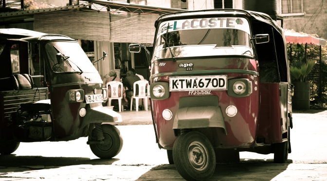 What the tuk-tuk?: Mombasa's Love – hate relationship with the little three-wheeled hardy vehicle