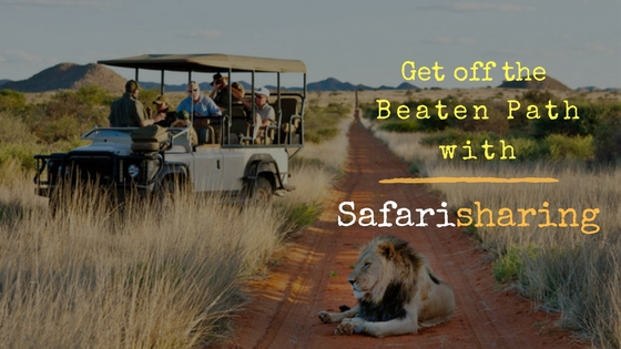 Get off the beaten path with safarisharing