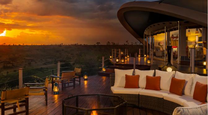Mahali Mzuri: World's Best hotel + Top Safari Lodge in Africa